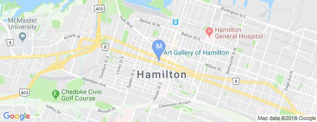 Molson Canadian Studio at Hamilton Place